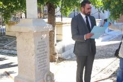 Acto 'Monumento a Torrijos'