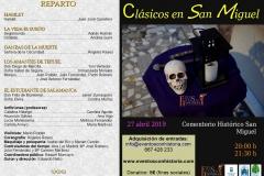 Clásicos en San Miguel II