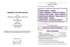 Sueños Trinitarios. Concurso de saetas