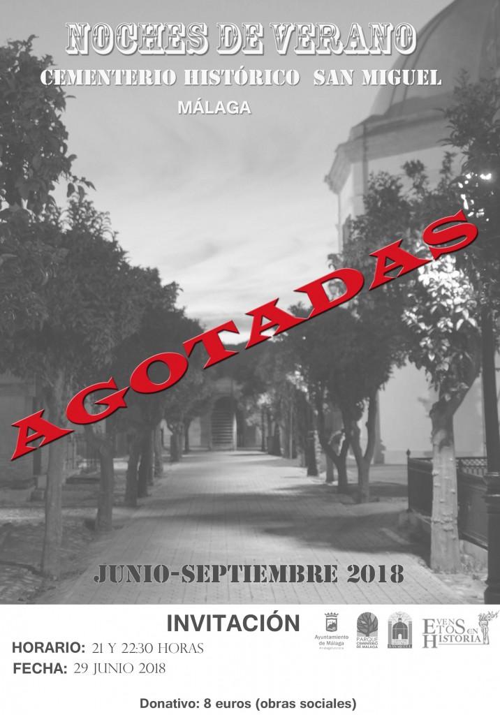 ENTRADAS AGOTADAS JUNIO
