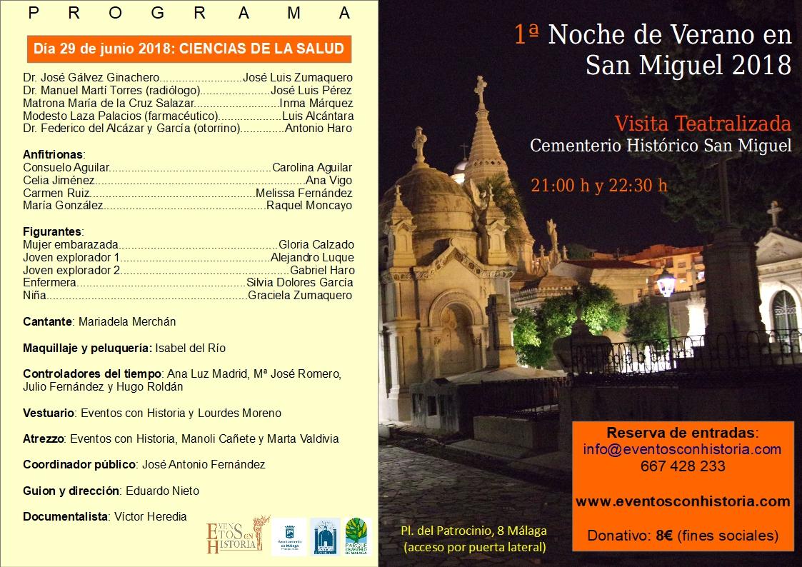 Programa 29 de junio San Miguel