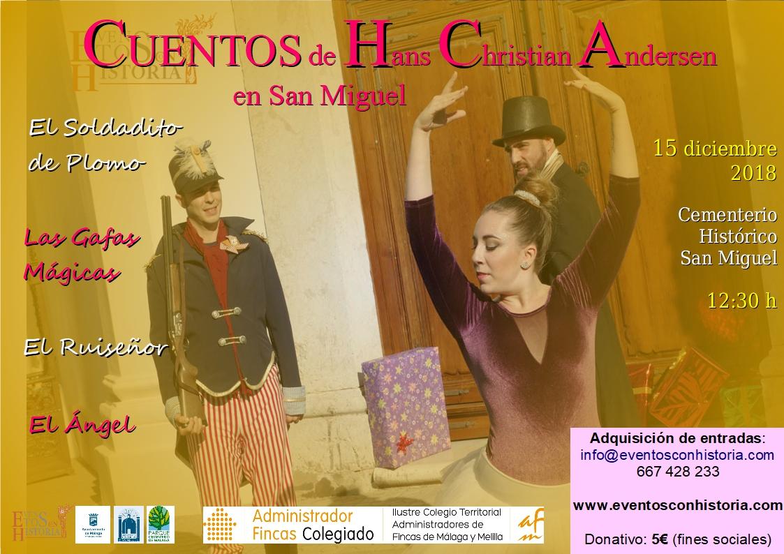 Cuentos Andersen en San Miguel