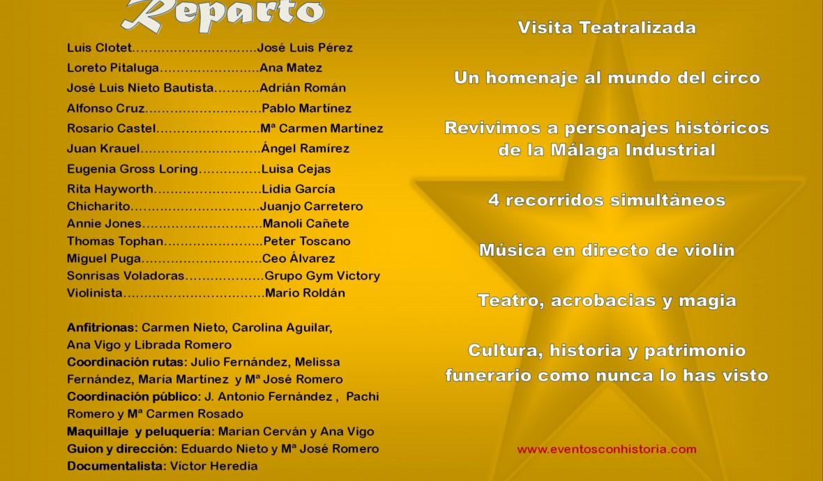 Reparto Regidores de Malaga