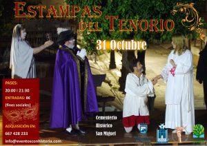 Vídeo promocional 'Estampas del Tenorio' en San Miguel