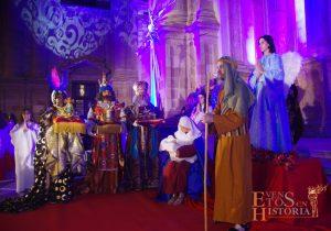 Música y Luz para la Adoración al Niño Jesús